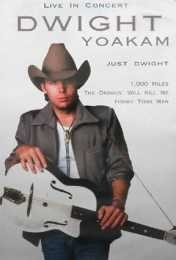 Dwight Yoakam by Legacy Entertainment