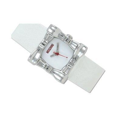 Moschino 7751230025 Ladies I Love Presents White Watch