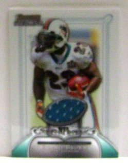 2006 Bowman Sterling #RB3 Ronnie Brown Jersey - NM-MT