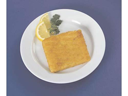 SeaCrisp Breaded Square Pollock, 4 Ounce of 39-41 Pieces, 10 Pound - 1 each. - Square Fish