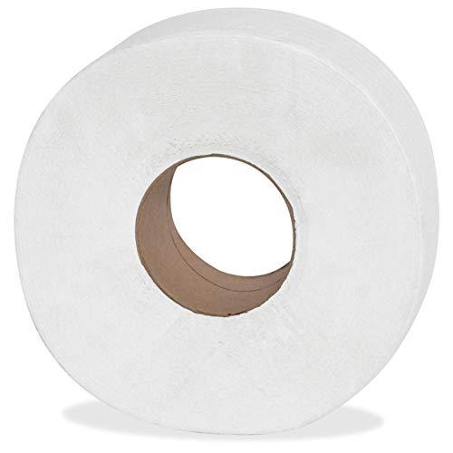 Genuine Joe - GJO2506008 Jumbo Dispenser Roll Bath Tissue