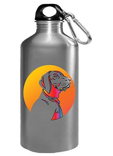 German Shorthair Pointer - Hunting Dog Breed Pet Humor - Water ()