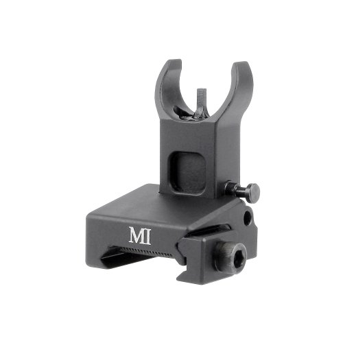 Midwest Industries Locking Low Profile Front Sight (Block Pivot Aluminum Front)