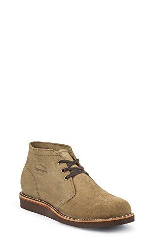 Mens 1901g06 Khaki Eu Chippewa Boots Suede 44 8qfPPxBgw
