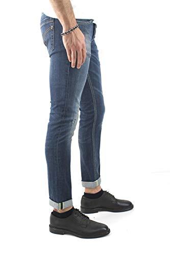 Up232 Pantalone Dondup s98g Uomo Jeans ds0050 wUZZp8Aq