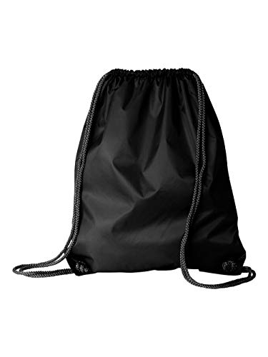 Liberty Bags Large Drawstring Backpack, One Size,