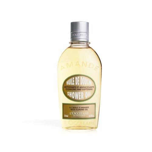 L'Occitane Cleansing & Nourishing Almond Shower Oil, 8.4 fl. (Gel Douche Body)