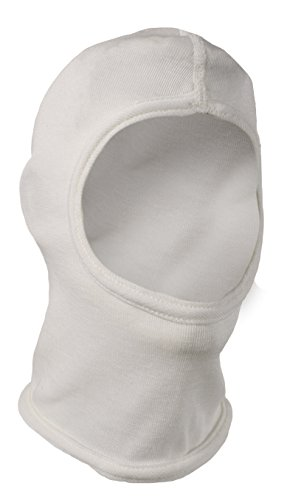 National Safety Apparel H12NK Single Layer Nomex Hood (Short Style), One Size, (Commercial Style Hood)