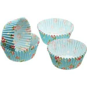 Kitchen Craft - Capsulas Mini Cupcake Rose (4,5 Cm), 80 Unids