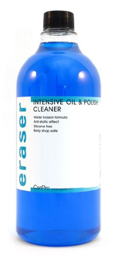 Eraser Intense Oil & Polish Cleanser 1 Liter Refill