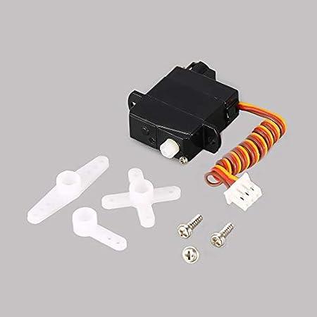 Peanutaoc T-Power 1.7G Kit de Conector Digital Servo JST de bajo ...