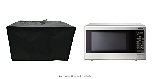 fabric microwave cover - 2