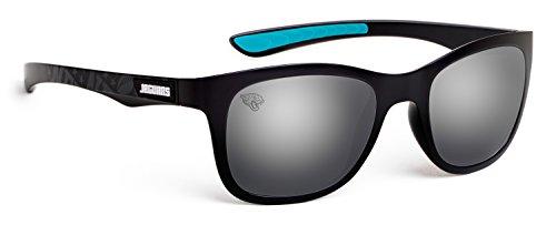 Officially Licensed NFL Sunglasses, Jacksonville Jaguars, 3D Logo on Temple - 100% UVA, UVB & UVC - Glass Jacksonville Eye