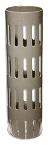 Dimex EasyFlex Plastic Tree Trunk Protectors, 6 Count, Grey (1131-6C)