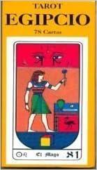 TAROT EGIPCIO C/ 78 CARTAS: Amazon.es: SIN AUTOR ...