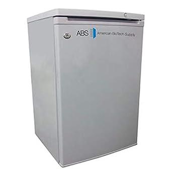American BioTech Supply ABT-HC-UCFS-0504W Standard Undercounter Refrigerator, Freestanding, 4.6 cu. ft. Capacity, White