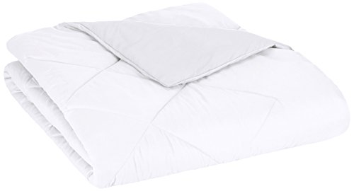 AmazonBasics Reversible Microfiber Bed