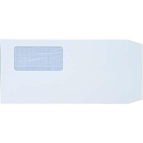 [해외]킹 있으시면 레 션 地紋 법 창문 봉투 테이프 딸린 장 3 블루 1000 매입 / King-corporatition with window with envelope tape length 3 Blue 1000 Pieces