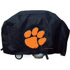 NCAA Clemson Tigers Vinyl Grill Cover