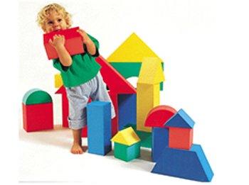 【初売り】 Giant Blocks 32/ Pk 4 Each – 1 Blocks/ B00ARFRL8C 3 Thick, Sold as 1 Each B00ARFRL8C, ドールハウス Morefun:b1d36b64 --- a0267596.xsph.ru