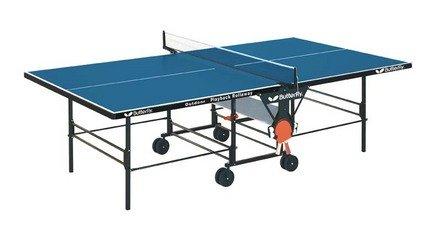 Butterfly Playback Rollaway Indoor/Outdoor Table Tennis Table TW24B