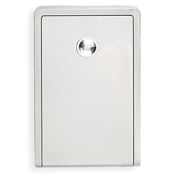 kemmlit Malaga cambiador de Plegable como pared wickel mesa/cambiador de, acero inoxidable, para Públicos Rango: Amazon.es: Bebé