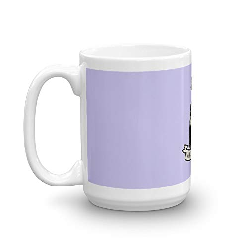 Lady Grantham Dowager Countess Violet Downton Abbey 15 Oz White Ceramic -