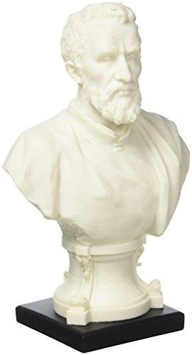 Design Toscano Italian Renaissance Master Bust Michelangelo Statue (Statue Michelangelo)
