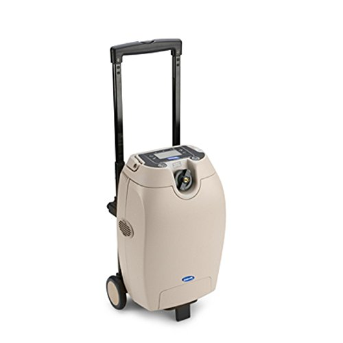 Invacare - Wheeled Cart for SOLO2 Transportable Oxygen Concentrator