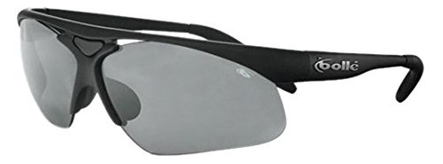 Bolle Performance Vigilante Sunglasses (Matte Black/TNS - Bolle Rx Sunglasses