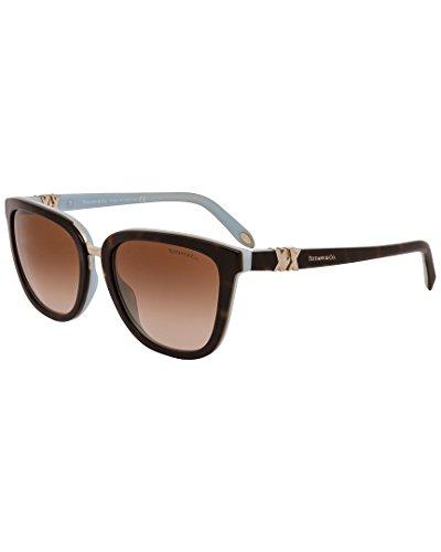 Tiffany Womens & Co. Women's Tf4123 55Mm - Face Sunglasses For Shape Oblong