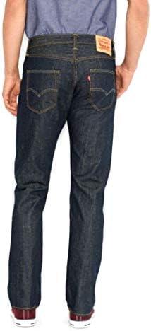 Levi's Homme 501Original Fit Straight Bleu Blue (Marlon 0162) 28W/32L