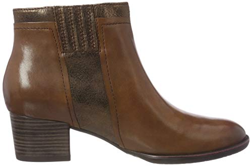 maroon Women''s Brown 21 Tamaris Ankle Boots 339 25344 Zf7wqH