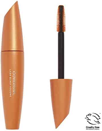 COVERGIRL LashBlast Volume Mascara Very Black 800, .44 oz