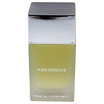 Pascal Morabito Pure Essence Eau de Toilette Spray for Men, 3.3 Ounce