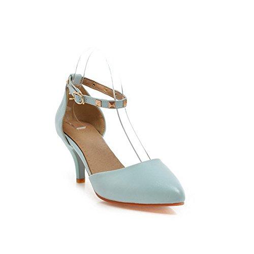 Adee , Sandales pour femme - Bleu - bleu, 38