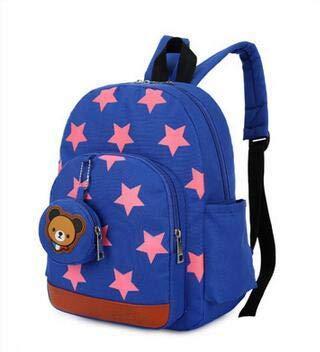 Fashion Kids Bags Nylon Children Backpacks for Kindergarten A2