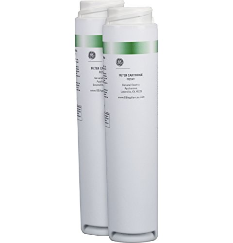 GE FQSVF Drinking Water System Replacement Filter Set - Dual Stage Drinking Water Filter