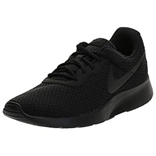 Nike Men's Tanjun Running Shoe, Black/Black/Anthracite 9.5