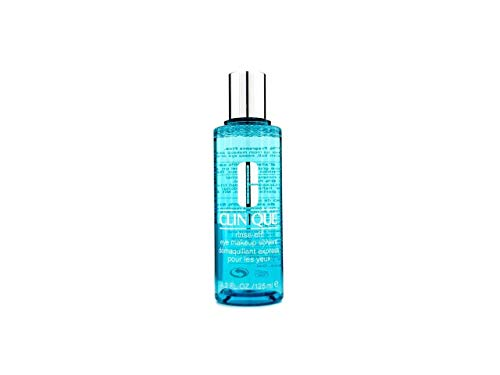 Clinique Cleanser, 125ml/4.2oz Rinse Off Eye Make Up Solvent for Women