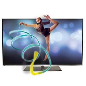 JVC TV, 55 LED 120Hz 1080P 3D