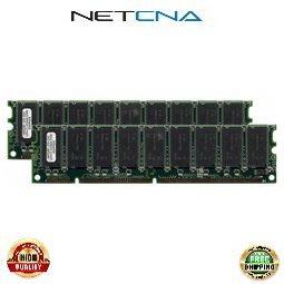 MEM-512M-AS54 512MB (2x256MB) Cisco AS5400 3rd Party Main Memory Upgrade 100% Compatible memory by NETCNA (512 Mb Main Memory)