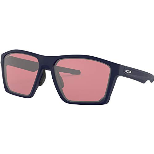Oakley Men's Targetline Asian Fit Sunglasses,OS,Matte Navy/Prizm Dark Golf (Oakley Asian Fit)