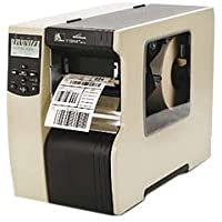 Zebra 140Xi4 Direct Thermal/Thermal Transfer Printer - Monochrome - Desktop - Label Print -
