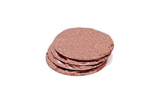 Renee Redesigns Handmade Rose Gold Slate Glitter Coasters For Drinks | Protect Your Table Tops From Drink Rings and Spills | Unique 4-Piece Glitz Gift Set, Round - 4 x 4 inches (Rose Coaster)