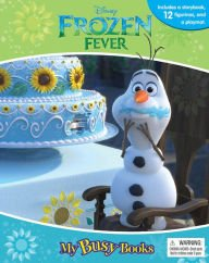 Disney Frozen Fever My Busy Book