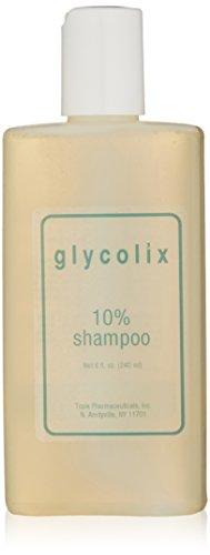 Glycolix 10% Shampoo, 8 Fl Oz