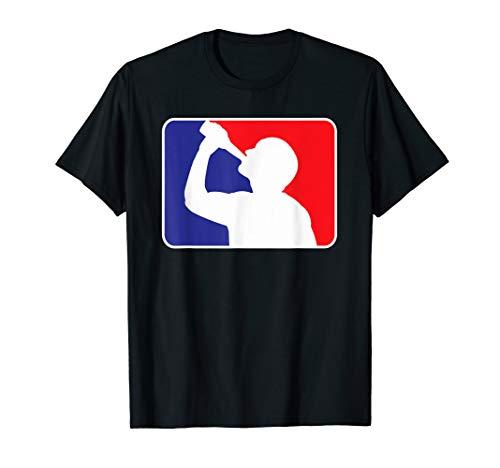 Major League Drinking Shirt.
