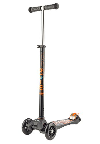 Micro Maxi Deluxe Kick Scooters (Pink)