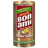 Bon Ami Powder Cleanser - 14 oz (Pack of 4)
